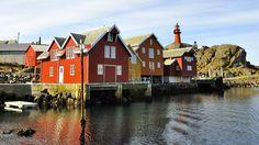 Ona Lighthouse | Lighthouses of Norway