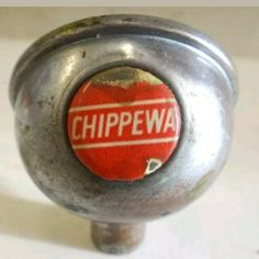 VintageLeinenkugel's ChippewaPride BeerTap Handle sold on eBay for $433
