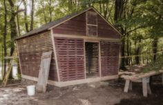 1000 Images About Corn Crib On Pinterest Cribs
