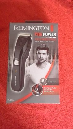 Remington Clippers and Trimmers Beard Clippers, Power Motors, Hair And Beard Styles, Steel, Men, Ebay, Guys, Steel Grades, Iron