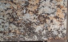 Splendor Gold Granite  from Italy for kitchen counter-top