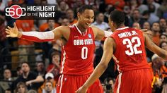 #Ohio State #Buckeyes beat Syracuse to advance to the Final Four!  #MarchMadness - Go Bucks!