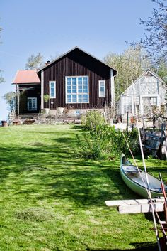 La casa del lago.