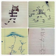 Love these doodles :)