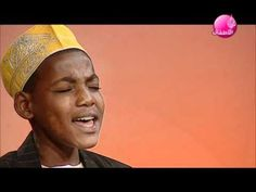 Beautiful Quran recitation by a young africian child.. MASHA'ALLAH!! Such expression <3