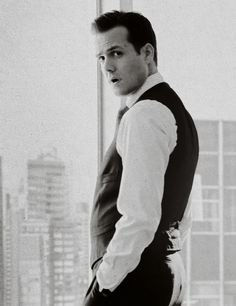 Gabriel Macht. I just can't even 😍💋