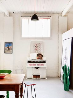 House of C | Interior blog: Eclectic Melbourne home