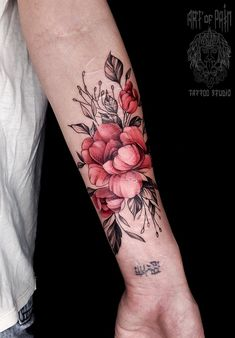 50 Chic And Sexy Arm Floral Tattoo Designs You Must Know – Page 40 of 50 – Women Fashion Lifestyle B - Tattoo Vorlagen Zeichnung Forearm Flower Tattoo, Forearm Tattoos, Body Art Tattoos, Sleeve Tattoos, Floral Tattoo Sleeves, Key Tattoos, Skull Tattoos, Foot Tattoos, Temporary Tattoos