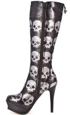 Addicted to Iron Fist shoes (a favourite repin of VIP Fashion Australia  www.vipfashionaus