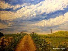 CENTINELA DEL MAR=PARAISO NATURAL Paraiso Natural, Country Roads, Scenery, Paintings, Fotografia