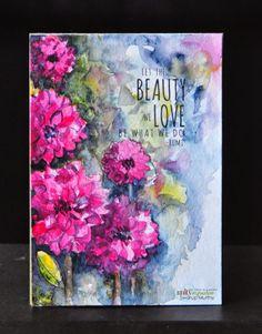 Beauty we Love......Giveaway winner!