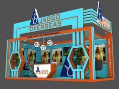 jaggo Overseas by Aejaz Ali at Coroflot.com Exhibition Plan, Exhibition Stall Design, Exhibit Design, Exhibition Stands, Street Marketing, Guerilla Marketing, Print Advertising, Print Ads, Advertising Campaign