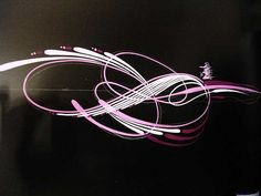 Pinstriping - Devious Designs