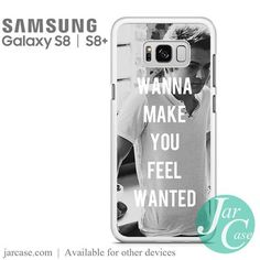 Hunter Hayes Quote Phone Case for Samsung Galaxy S8 & S8 Plus