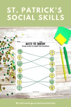 Social skills are so important for early learners, preschoolers, and students with special needs. There are over 10 sheets included in this engaging packet. Feelings Activities, Classroom Activities, Learning Activities, Activities For Kids, Preschool Ideas, Social Skills For Kids, Life Skills Classroom, Social Behavior, Classroom Community