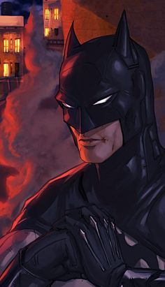 The Batman by Mad-Ed.deviantart.com on @deviantART
