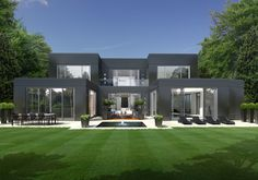 Related image George Hill, Mansions, House Styles, Building, Glass, Home Decor, Image, Decoration Home, Manor Houses