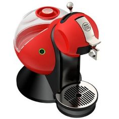Nescafe Dolce Gusto Melody II Single Serve Coffee Machine, Red (Kitchen) http://www.amazon.com/dp/B0045UBA32/?tag=pindemons-20 B0045UBA32