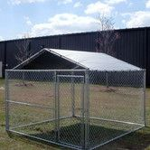 Found it at Wayfair - Dog Kennel Cover, great idea for Dusty's playpen