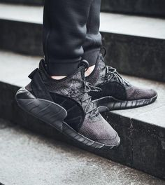 Cheap Adidas Originals TUBULAR Damian Lillard: Blackout