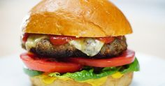 Why order take-away when you can enjoy these loaded hamburgers at home?