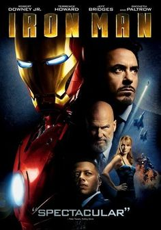 Iron Man (2008) After escaping from kidnappers using makeshift power armor, an ultrarich inventor and weapons maker (Robert Downey Jr.) turns his creation into a force for good by using it to fight crime. But his skills are stretched to the limit when he must face the evil Iron Monger. Gwyneth Paltrow, Jeff Bridges and Terrence Howard also star in director Jon Favreau's tongue-in-cheek superhero tale based on the popular Marvel comic.