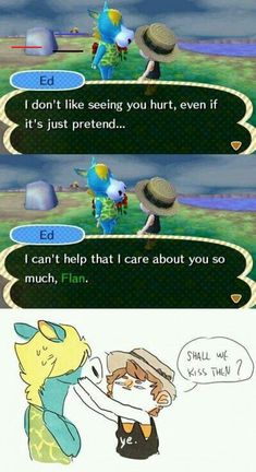 Animal Crossing New Leaf humor funny leitmotif,