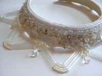 Runway-Worthy Beaded Wedding Jewelry Wed, Aug 8 2012 by Jennifer VanBenschoten