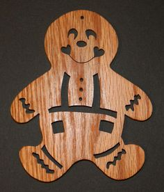 scroll saw pattern of gingerbread men   Scroll Saw Woodworking & Crafts Message Board