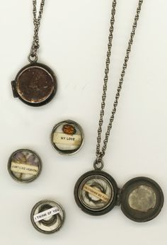 memento-mori lockets