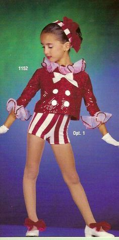 Red Light Christmas Candy Cane Dance Costume adu Choice | eBay