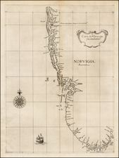 Maps of Norway - Barry Lawrence Ruderman Antique Maps Inc.