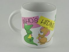 Who's Hidding In My Mug?