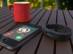 Bluetooth Bracelet is a wearable smart device that utilizes the Bluetooth technology to notify you of all incoming calls.It will vibrate on your wrist.