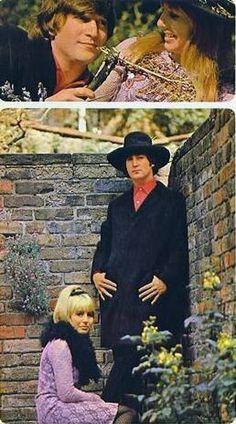 John W. O. Lennon♥♥Cynthia Powell-Lennon (Source- https://www.facebook.com/pages/John-Lennon-U-R-Wonderful-and-I-Love-You/117953921593879?fref=ts)