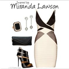 Miranda Lawson themed clothing, does anyone else think the dress is perfect?