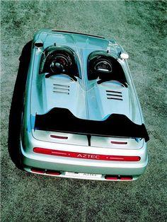 1988 ITALDESIGN AZTEC concept