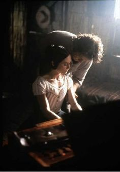 Holly Hunter and  Harvey Keitel, The Piano (1993).