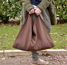 Lin Making Things: Bento tote bag