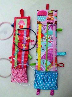 Hair accesories storage for girls  Sponkovník: