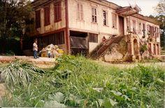 Fazenda São Lourenço, em Juiz de Fora, Minas Gerais, Brasil.