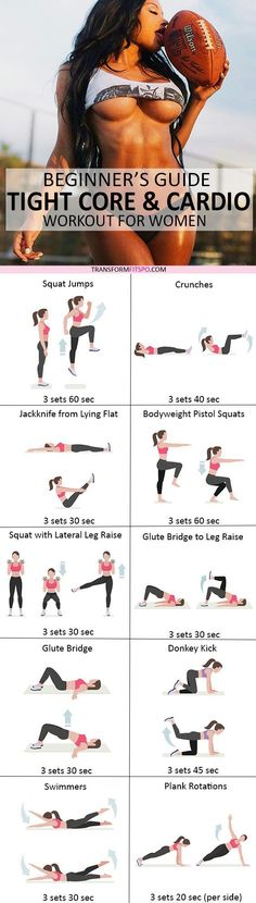 Repin and share if this helped you shred your belly fat as a beginner! Read the post for all the workouts!