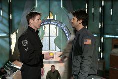 Mitchell & Sheppard Stargate
