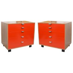 1stdibs - Pair of George Nelson Chests- Herman Miller explore items from 1,700  global dealers at 1stdibs.com