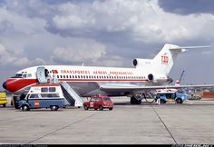 Boeing 727-82 - TAP - Transportes Aereos Portugueses   Aviation Photo #2697467   Airliners.net