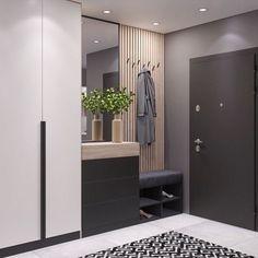 Eingangshalle 26 Entryway Decor Ideas Eingangshalle - Her Crochet Home Interior Design, House Design, Luxury Apartment Decor, Interior, Home Entrance Decor, Hallway Furniture, House Interior, Apartment Decor, Hall Furniture