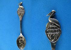 Souvenier spoons vintage