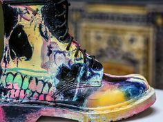 Resultado de imagen para botas intervenidas