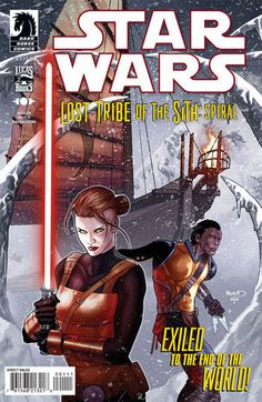 Star Wars: Lost Tribe of the Sith - Spiral#1