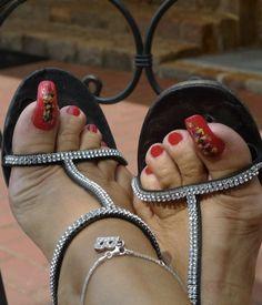 foot lady Barbara job
